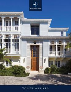 Hanna Homes Brochure | Coastal Home | Exterior | Shiplap