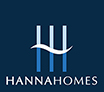 Hanna Homes Sticky Logo